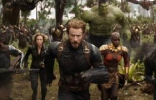 Bir Marvel Hayranı, Infinity War'da Spoiler...