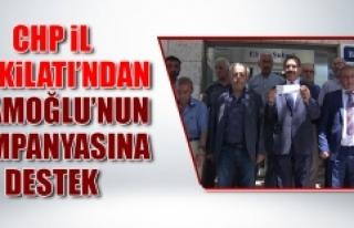 CHP İl Teşkilatı'ndan İmamoğlu'nun Kampanyasına...