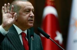 Cumhurbaşkanı Erdoğan: İstanbul seçimleri üzerinde...