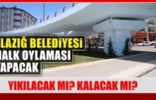 Elazığ Belediyesi Halk Oylaması Yapacak
