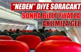 Elazığ Havalimanı'nın Nisan Sonu Yolcu Sayısı...