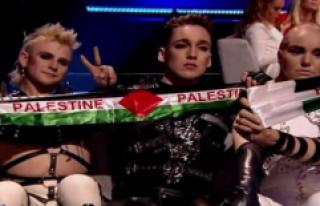 Eurovision Şarkı Yarışması'nda Madonna'nın...