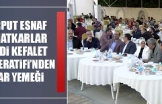 Harput Esnaf Sanatkarlar Kredi Kefalet Kooperatifi'nden...
