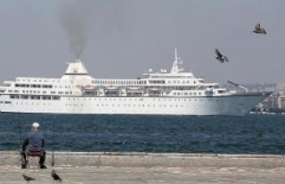 """İstanbul'un yeni """"cruise limanı""""..."""