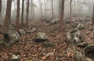 Kavanozlar Ovası'nda Keşfedilen Yeni Kalıntılar,...