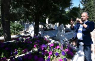 Mezarlıkların Bakımsız Olduğunu Fark Eden Girişimci...