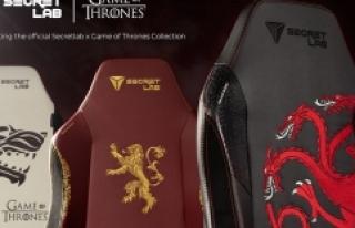 Oyun Tahtları: Game of Thrones'un Oyuncu Sandalyeleri...
