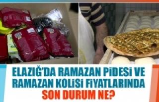 Ramazan Pidesi ve Ramazan Kolisi Fiyatlarında Son...