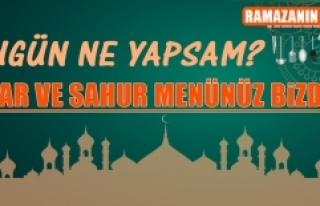 Ramazanın İkinci Gününde Elazığlılara Özel...