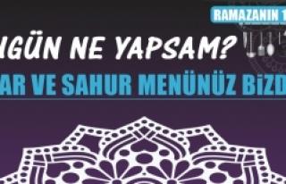 Ramazanın On Birinci Gününde Elazığlılara Özel...