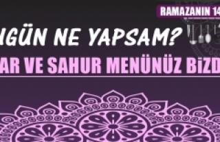 Ramazanın On Dördüncü Gününde Elazığlılara...