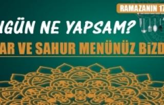 Ramazanın On Yedinci Gününde Elazığlılara Özel...
