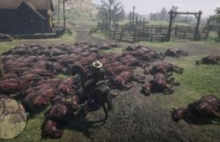 Red Dead Online'da Oyuncuları Şaşırtan Hata:...