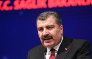 Sağlık Bakanı Koca: Türkiye'nin sağlık...