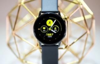 Samsung, Galaxy Watch Active Özelliklerini Eski Saatlerine...