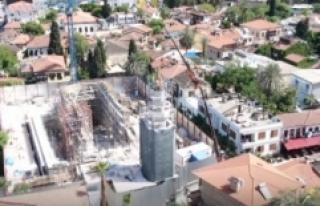 Şehzade Korkut Camii 2020 yılında ibadete açılacak