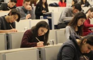 Üniversiteye Giriş Sınavı, Hazırlık Dahil Tümden...