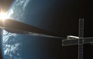 Uzaya Gönderilen İlk Sanat Eseri Kayboldu