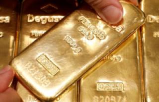 Altının ons fiyatı 6 yıl aradan sonra ilk kez...