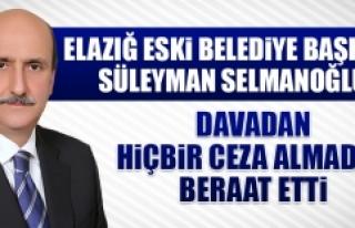 Eski Belediye Başkanı Selmanoğlu İle Birlikte...