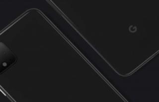 Google Pixel 4'ün çift kameralı tasarımını...