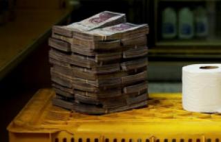 Venezuela'da 10 bin, 20 bin ve 50 binlik yeni...