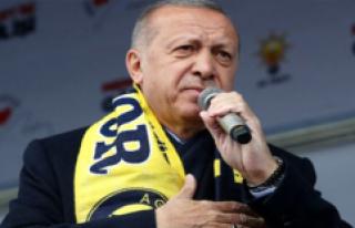 Cumhurbaşkanı Erdoğan'ın müjdelediği fabrikada...