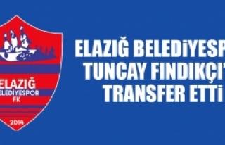 Elazığ Belediyespor, Tuncay Fındıkçı'yı Transfer...