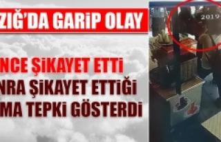 Elazığ'da Garip Olay Yaşandı!