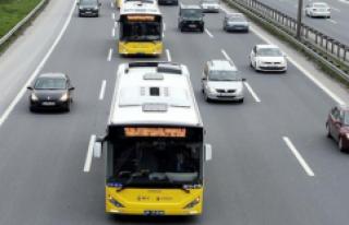 İstanbul'da Toplu Ulaşım Araçları 15 Temmuz'da...