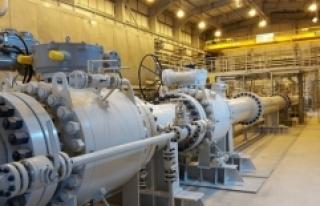 TANAP Avrupa'ya gaz vermek için hazır
