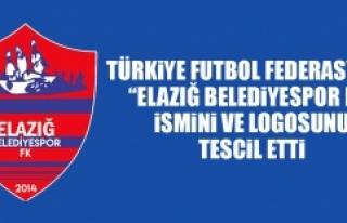 """TFF """"Elazığ Belediyespor FK"""" İsmini ve Logosunu..."""