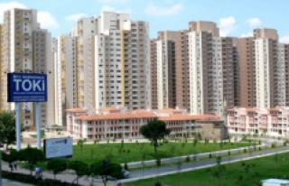 TOKİ, 267 konutu açık artırma ile satışa sundu