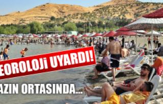 YAZIN ORTASINDA...
