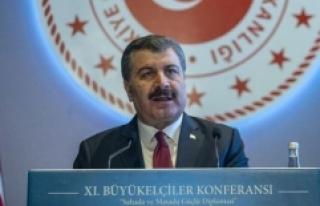 '2018' de Türkiye'de tedavi olan uluslararası...