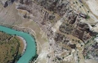 Botan Vadisi milli park oldu