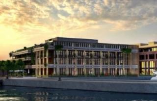 Galataport İstanbul Mayısta açılacak