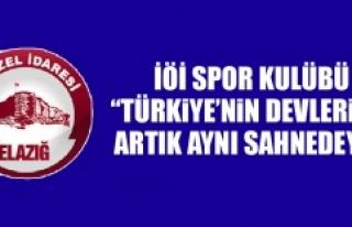 İÖİ Spor Kulübü: Türkiye'nin Devleriyle Artık...