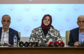 Mikrofonu açık kalan Türk-İş Başkanı, tepki...