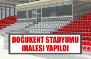 Stadyum Kaç Günde Tamamlanacak?
