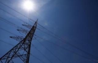 Türkiye'nin elektrik ithalatı faturası yüzde...