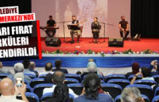 Belediye Kültür Merkezi'nde Yukarı Fırat Türküleri...