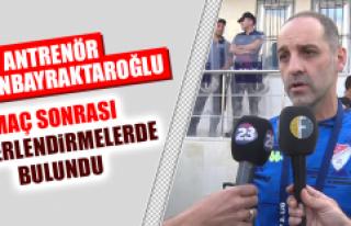 Numanbayraktaroğlu Maç Sonrası Değerlendirmelerde...