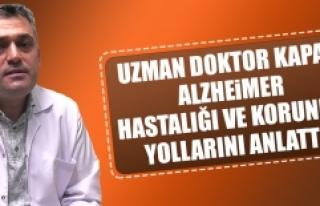 Uzman Dr. Kapan Alzheimer Hastalığı ve Korunma...