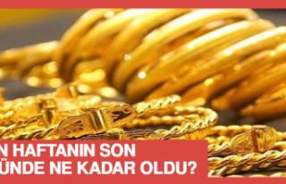 11 Ekim Altın Fiyatları Ne Kadar Oldu?