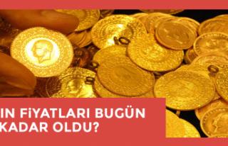 12 Ekim Altın Fiyatları Ne kadar oldu?