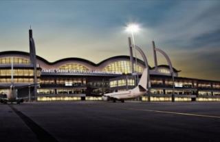240 milyon yolcu Sabiha Gökçen Havalimanı'nı...