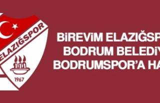 B.Elazığspor, B.Bld. Bodrumspor'a Hazır
