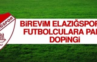 Birevim Elazığsporlu Futbolculara Para Dopingi