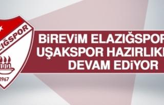 Birevim Elazığspor'da Uşakspor Hazırlıkları...